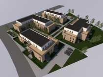 Schöne Penthouse-Wohnung 4 ZKBB