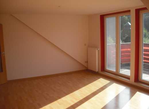 Ruhiges Wohnen in Sülzhayn ! 3 ZKB im Dachgeschoss mit Balkon, Keller, Stpl.
