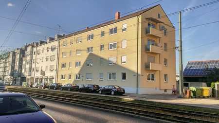 Frisch renoviertes 1-Zimmer, Küche, Bad Appartement in Lechhausen (Augsburg)