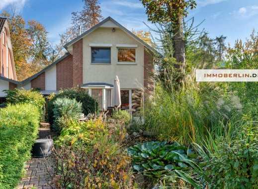 IMMOBERLIN: Charaktervolles Einfamilienhaus in sehr gutem Zustand & feiner Lage
