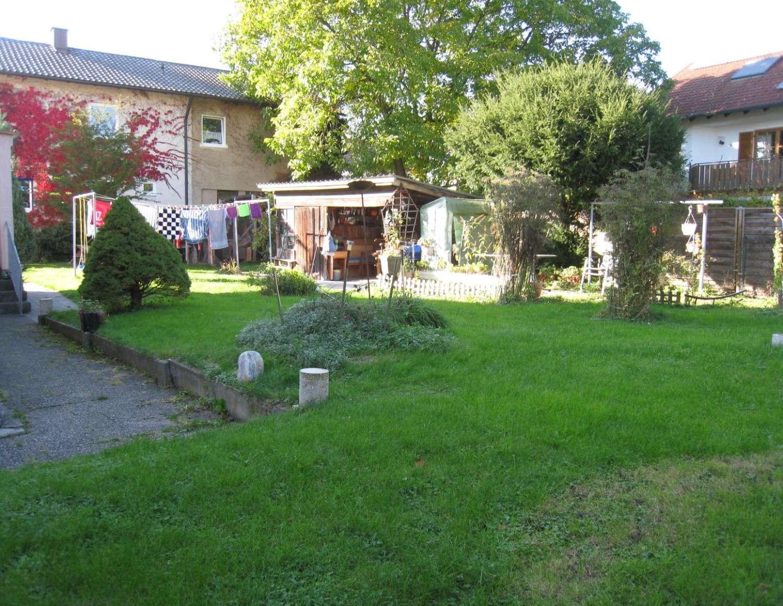 Super 2 Zi.-DG-Whg. im ( 2. OG ) mit Einbauküche und Garten im Himmelreich von Dachau