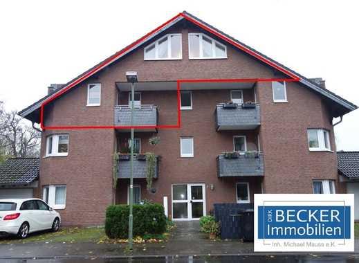 Großzügige 4-Zimmer-Maisonette-Wohnung mit Penthousecharakter, EBK und Stellplatz in Meerbusch-Lank