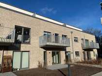 Neubau 2-Zimmer Erdgeschosswohnung mit Süd-Terrasse