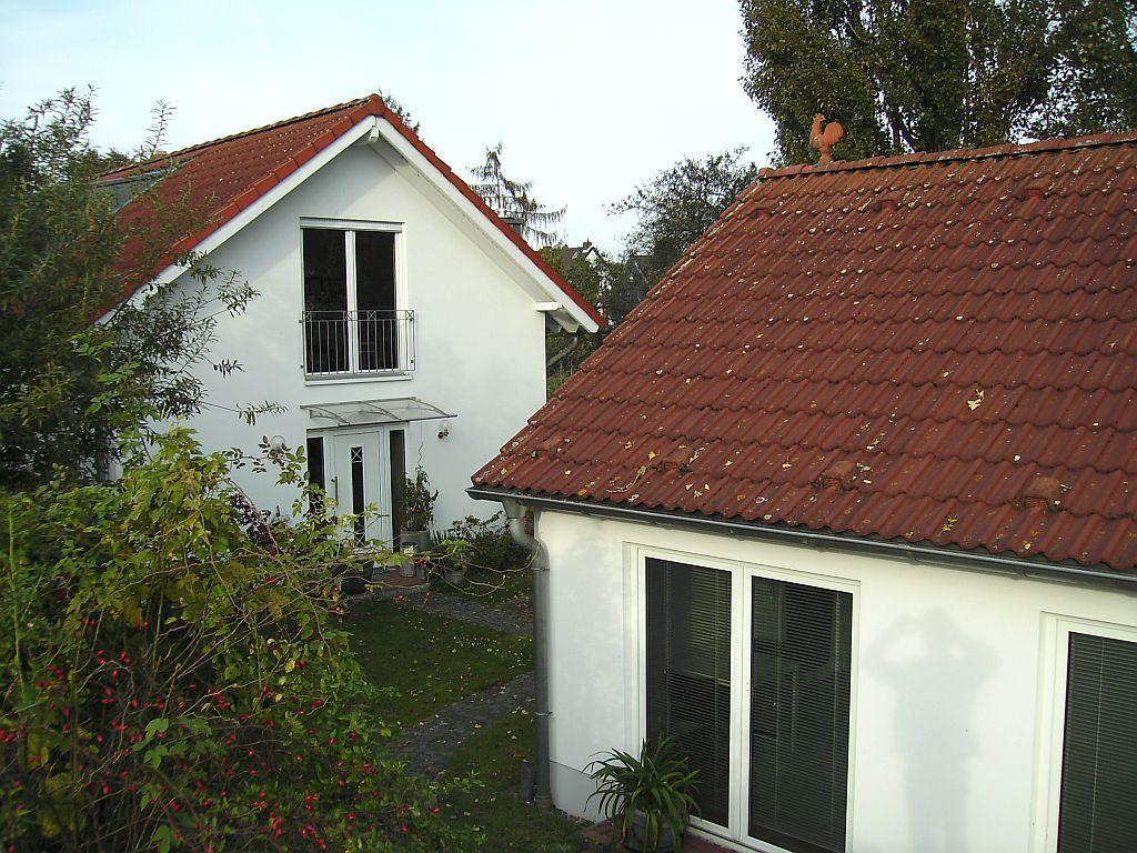 EFH und Gästehaus Ansicht