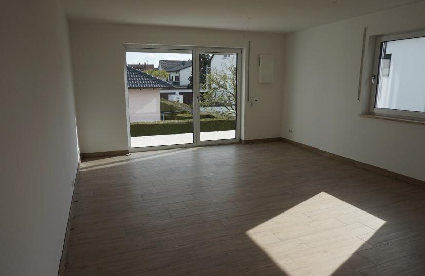 Schöne 3-Zimmer-EG-Wohnung mit Terrasse und Gartenanteil  in Eichstätt (Kreis), Gaimersheim