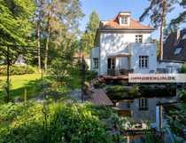 IMMOBERLIN DE - Toplage Stilvolles Einfamilienhaus