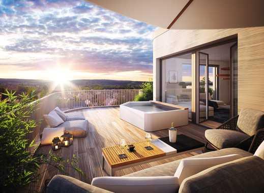Penthauswohnung mit Dachterrasse und ca. 120 m² Wohnfläche