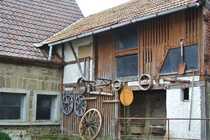 Haus Scheune Hof - wer küßt