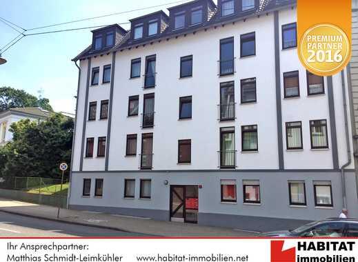Moderne 3-Zimmerwohnung mit Dachstudio! Balkon, offene Küche, Stellplatz - Anschauen lohnt!