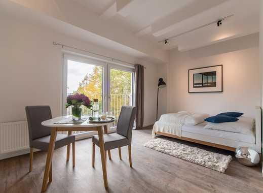 Möbliertes 1-Zimmer-Appartement in Frankfurt a.M., Nachmieter gesucht