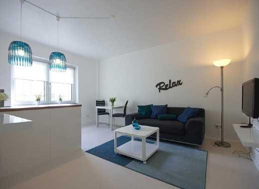 Helle, möblierte Wohnung mit Internetzugang, im attraktiven Rüttenscheid, Nähe U-Bahn und Grugapark