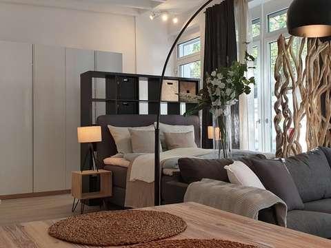Erstbezug möblierter 1-Zimmer Wohnung mit Wohnküche und Terasse in ...