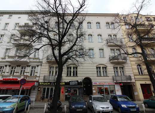 Maisionette-Wohnung in der City West! 3-Zimmer-Wohnung mit Balkon und Einbauküche wartet auf Dich!