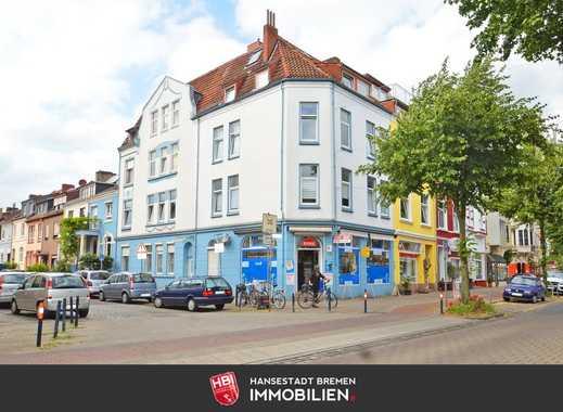 Findorff / Kapitalanlage: 2-Zimmer-Wohnung in zentraler Lage