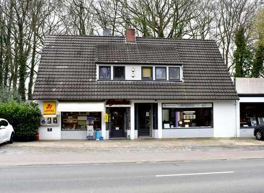 Wohn- und Geschäftshaus im Ortskern von Worpswede