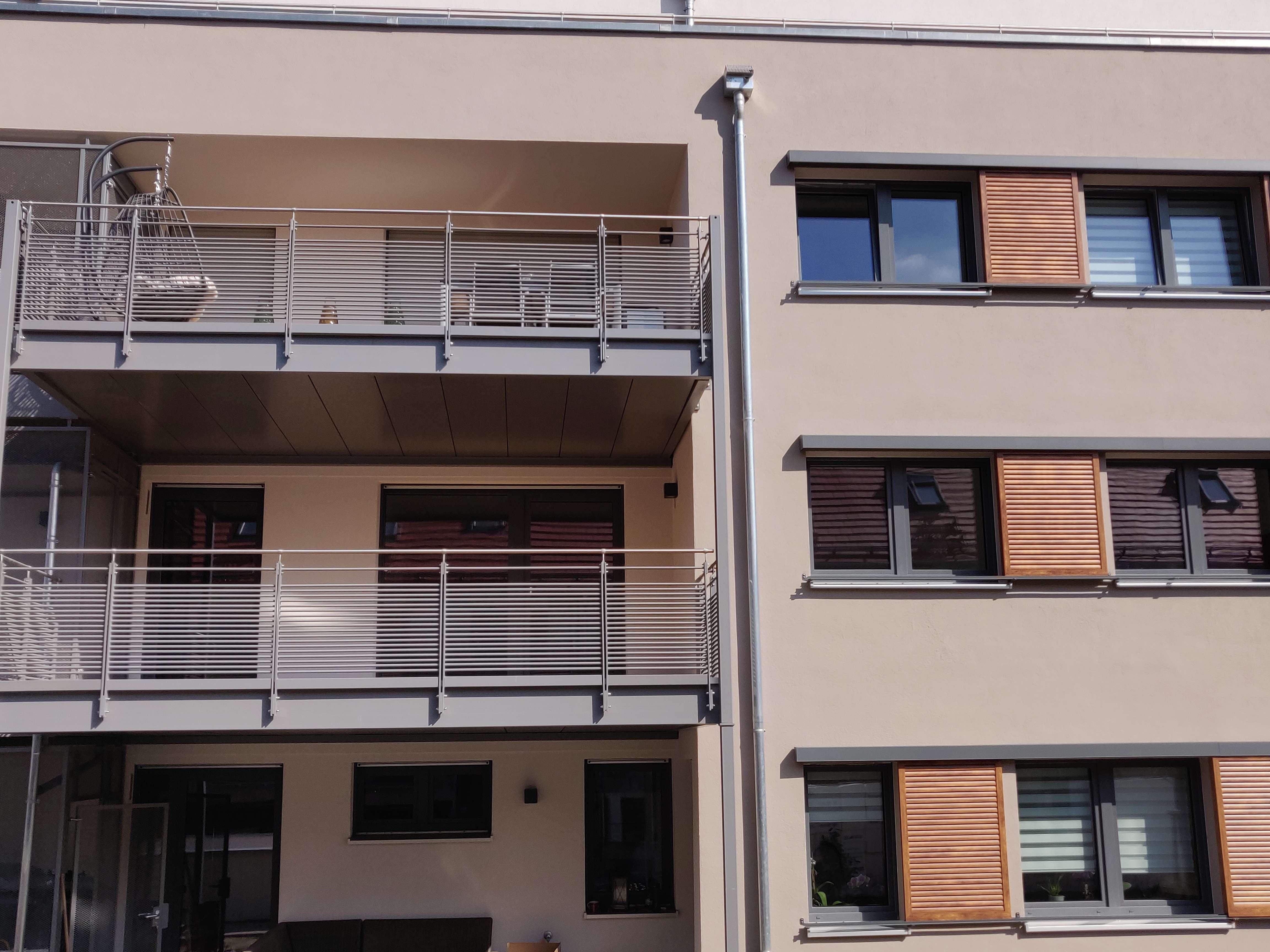 Erstbezug: attraktive 3-Zimmer-Wohnung mit Balkon in Herzogenaurach in