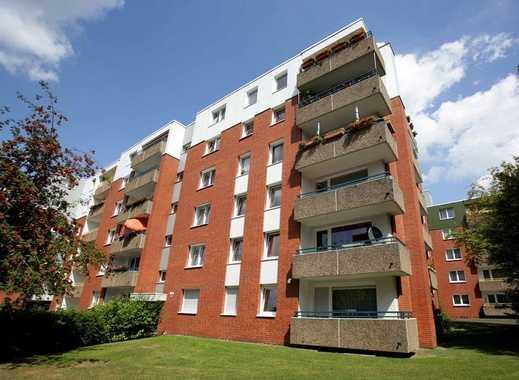 Top modernisierte 3-Raum-Wohnung in grüner Umgebung!