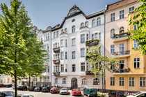 Beautiful furnished 2-room apartment with