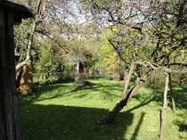 Freizeitgrundstück mit Gartenlaube in Korb