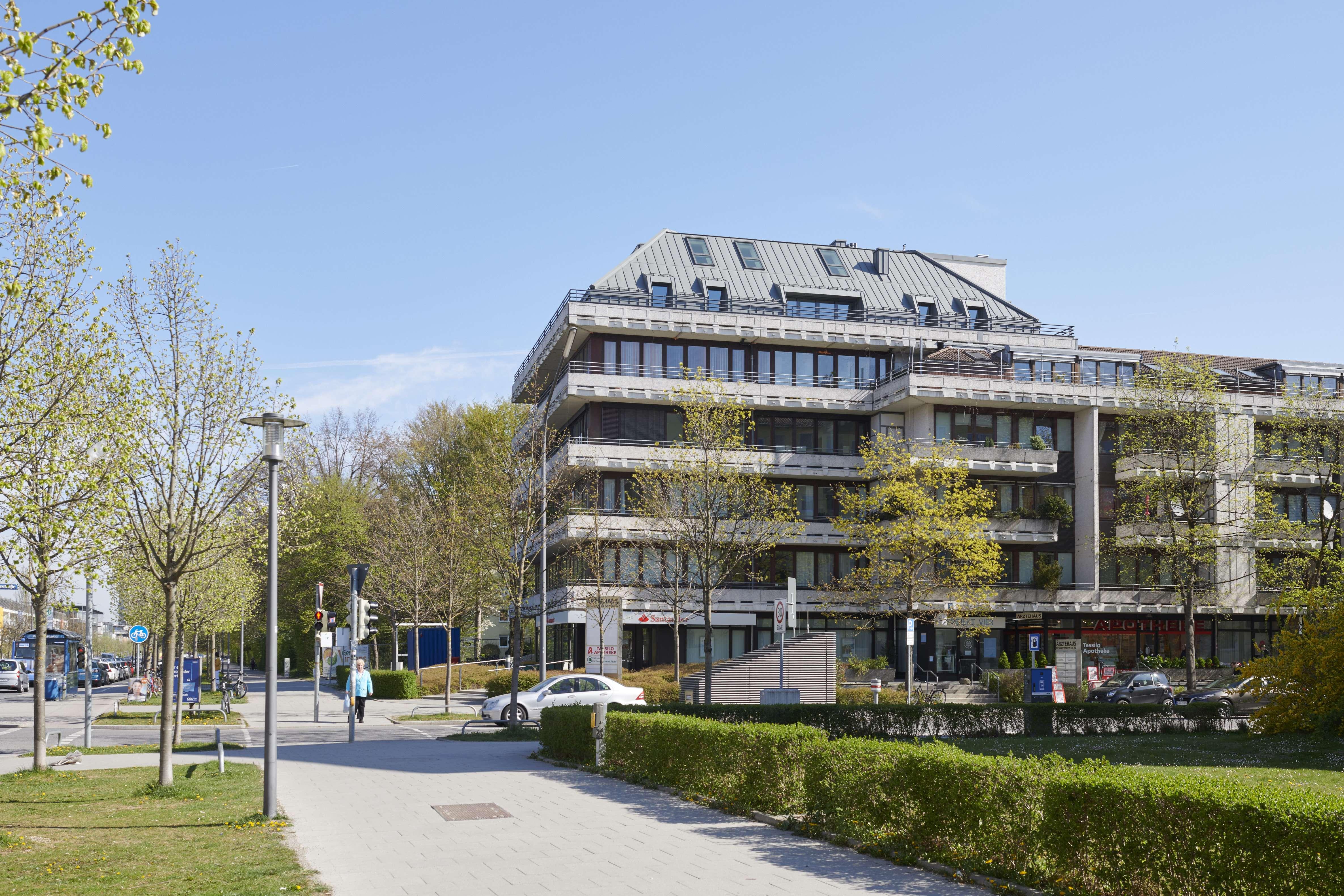 3-Zimmer-Dachterrassen-Wohnung mit Blick über München