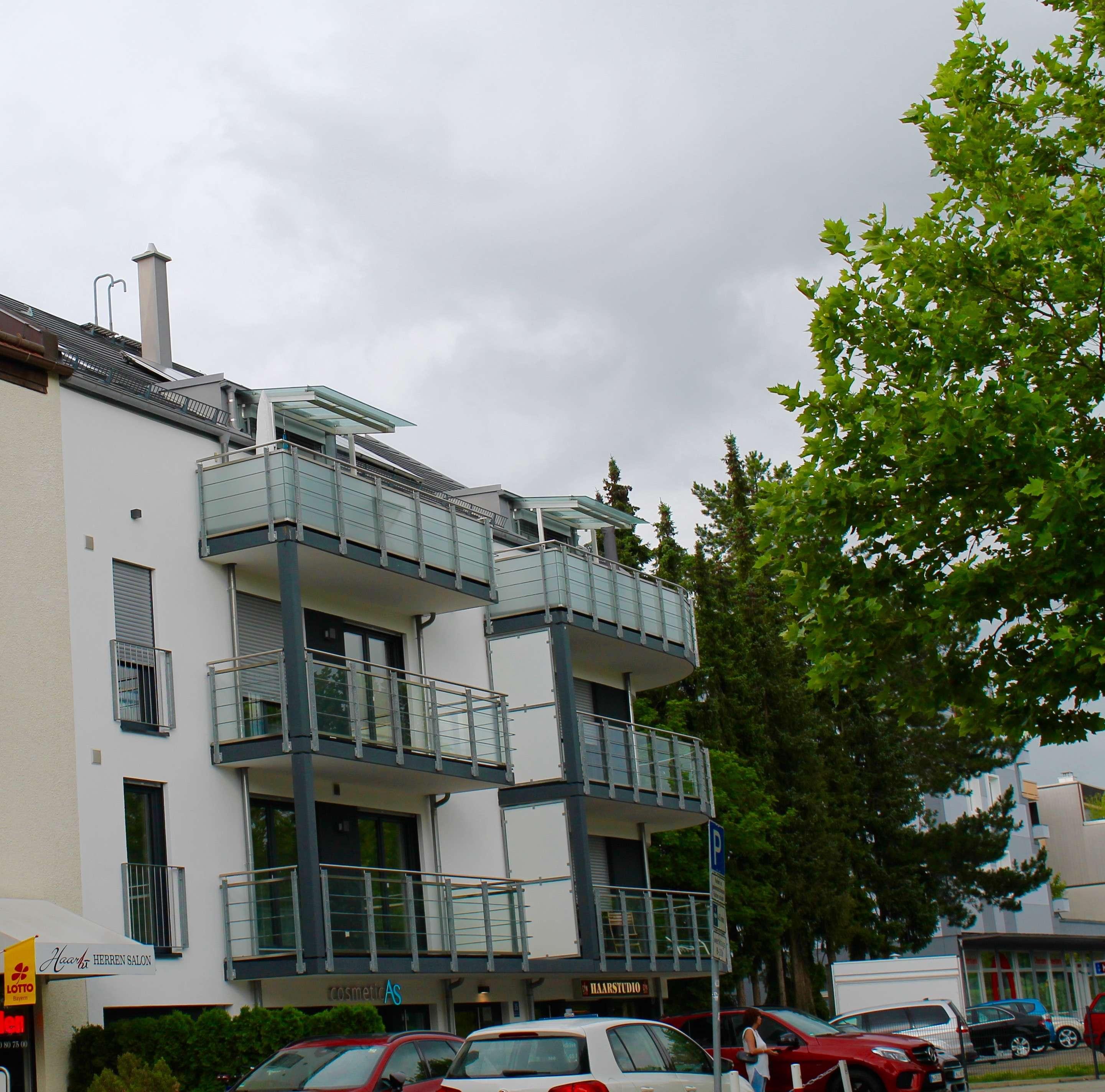 Schöne, geräumige zwei Zimmer Wohnung in München (Kreis), Ottobrunn