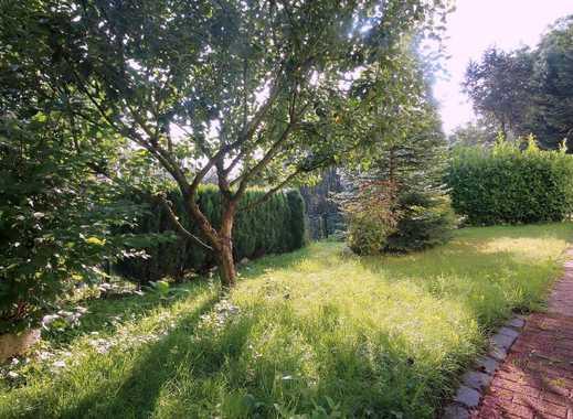 Wohnen im Grünen mit Garten