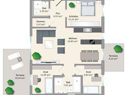 Whg. 1 Zimmer 4