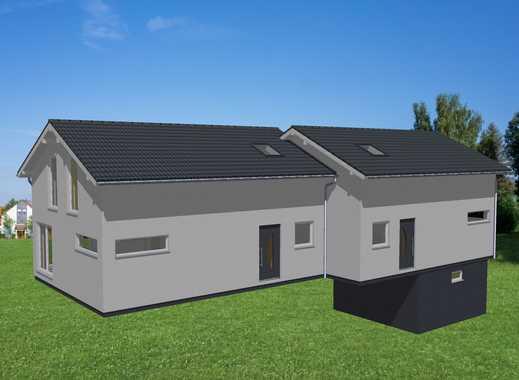 Neubau einer Doppelhaushälfte inkl. Grundstück in 25421 Pinneberg bei Hamburg