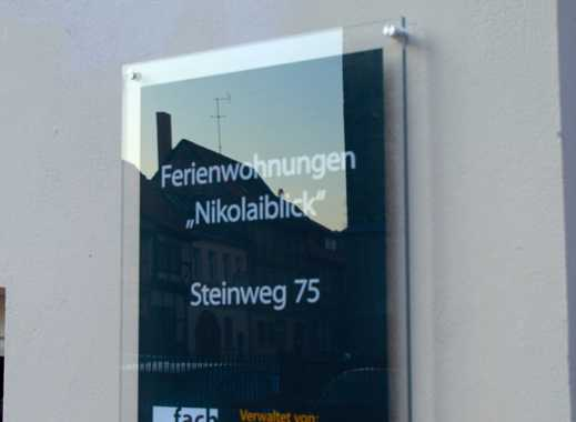 Voll möbliertes 2-Raumappartment inkl. Stellplatz