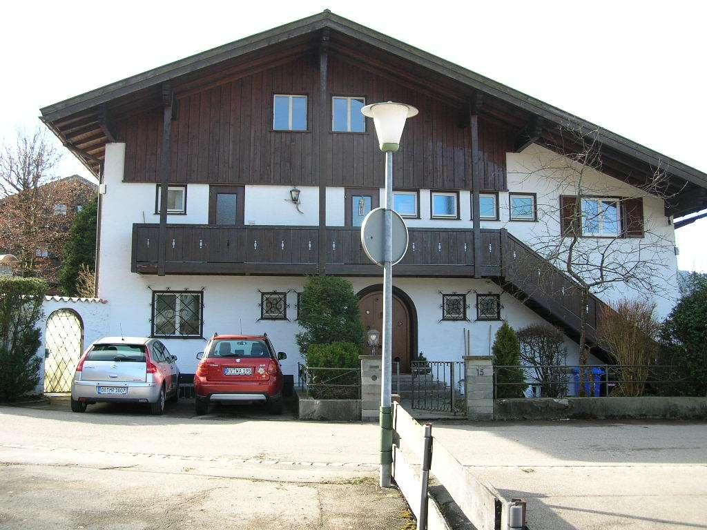 Schöne vollmöbilierte drei Zimmer Wohnung in Oberallgäu (Kreis), Oberstdorf in Oberstdorf