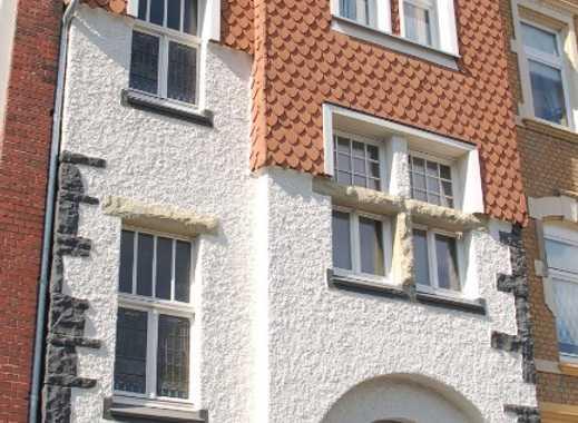 Charmante Maisonette-Wohnung im Jugendstil-Denkmal