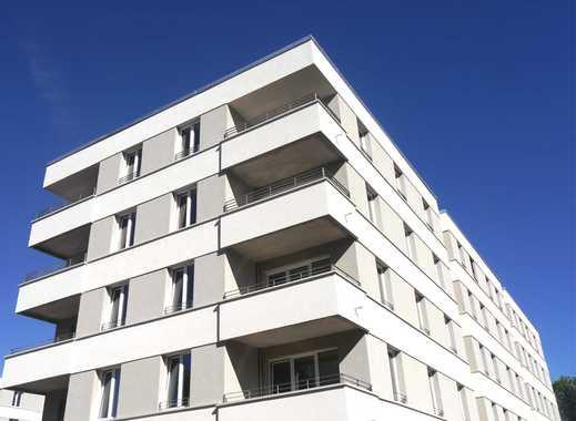 2-Zimmer-Neubauwohnung mit positiver Energiebilanz und Loggia in angenehmer Umgebung