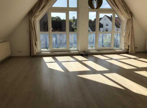 Exklusive, vollständig renovierte 4-Zimmer-Maisonette-Wohnung mit Balkon und EBK in Herzogenaurach