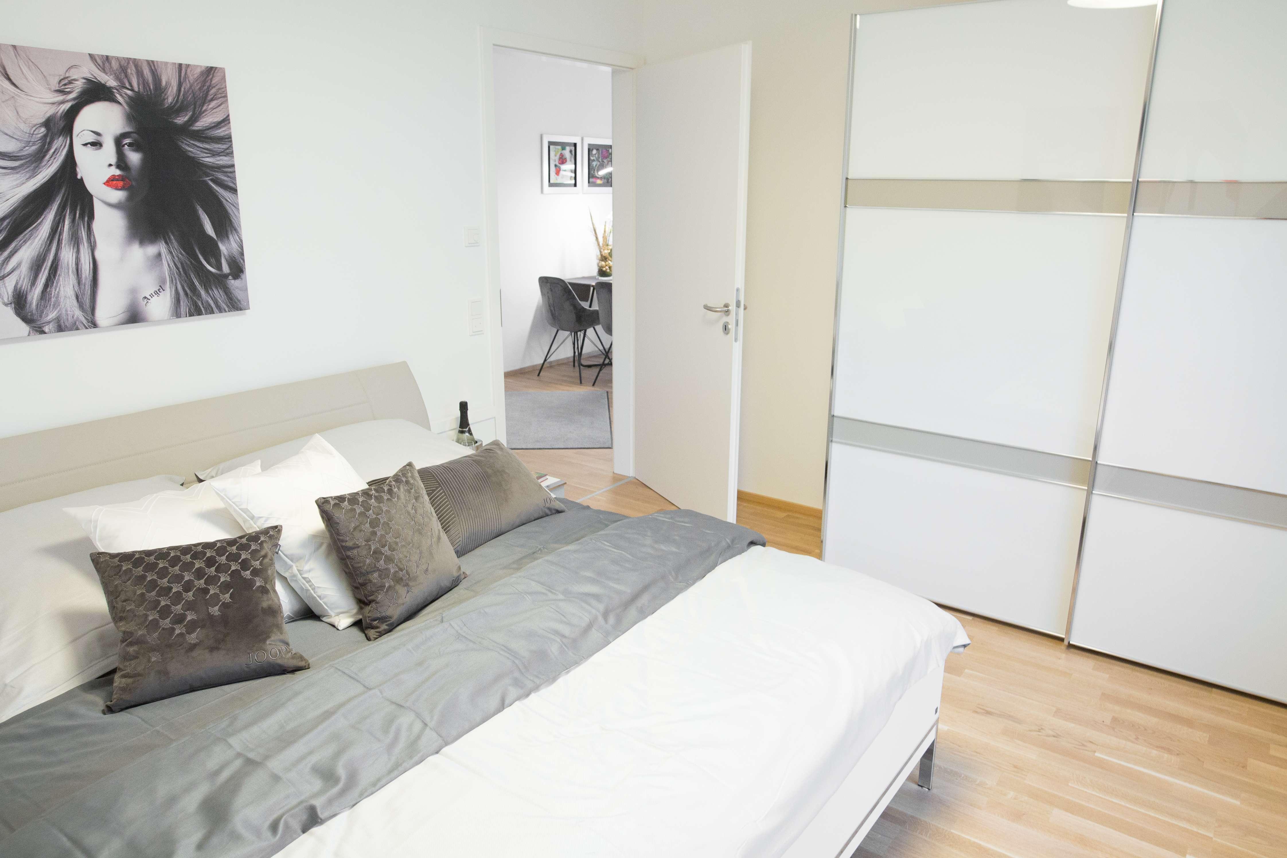 !NEUBAU!Exklusive 3-Zimmer Wohnung in Deggendorfs bester Lage in Deggendorf