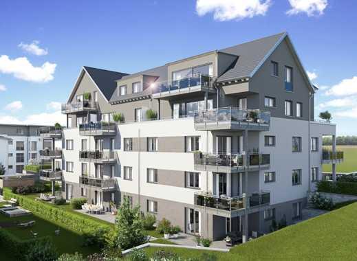 Neubau 3-Zimmer Wohnung mit großzügiger Dachterrasse