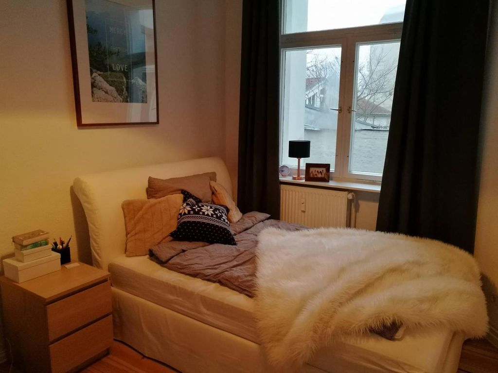 Modernes Zimmer in Berlin Pankow im Februar frei