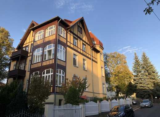 Liebevoll sanierte Altbauwohnung auf dem Weißen Hirsch mit Balkon und EBK