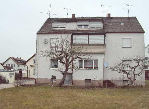 mit Einfamilienhaus gleich nebenan
