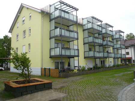 staatl. Mietvergünstigung! Schöne 2-Zimmer-Wohnung mit Balkon in Grafing b. M. in Grafing bei München