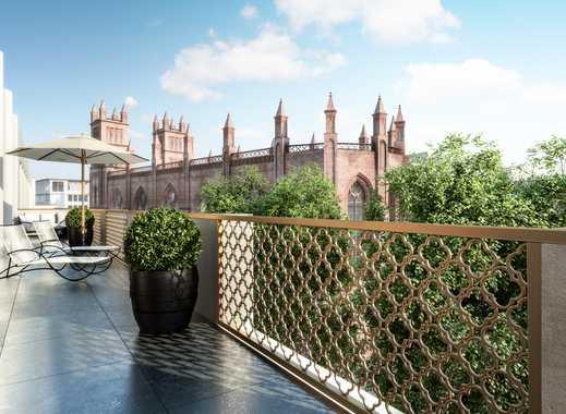 Penthouse Erstbezug vis à vis vom Prinzessinnenpalais