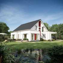 Besonderes Zweifamilienhaus mit großem Garten