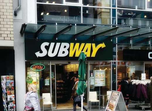 1A-Lage Ladenlokal in der Fußgängerzone von Gelsenkirchen