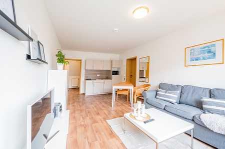 Möbliertes und vollausgestattetes Business-Apartment mit Balkon in Erlang Bruck in Bruck (Erlangen)