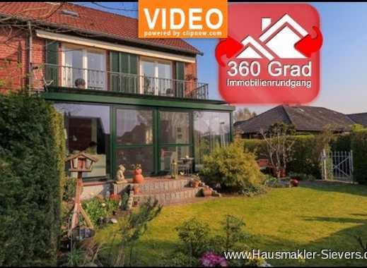 In ruhiger Sackgassenlage gelegenes Endreihenhaus! Unglaublich viel Platz mit Wintergarten!