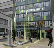 TOP-City Büroflächen in Hannover Mitte