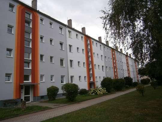 Schöne 2,5-Raumwohnung in einer sonnigen Lage in Bad Lausick