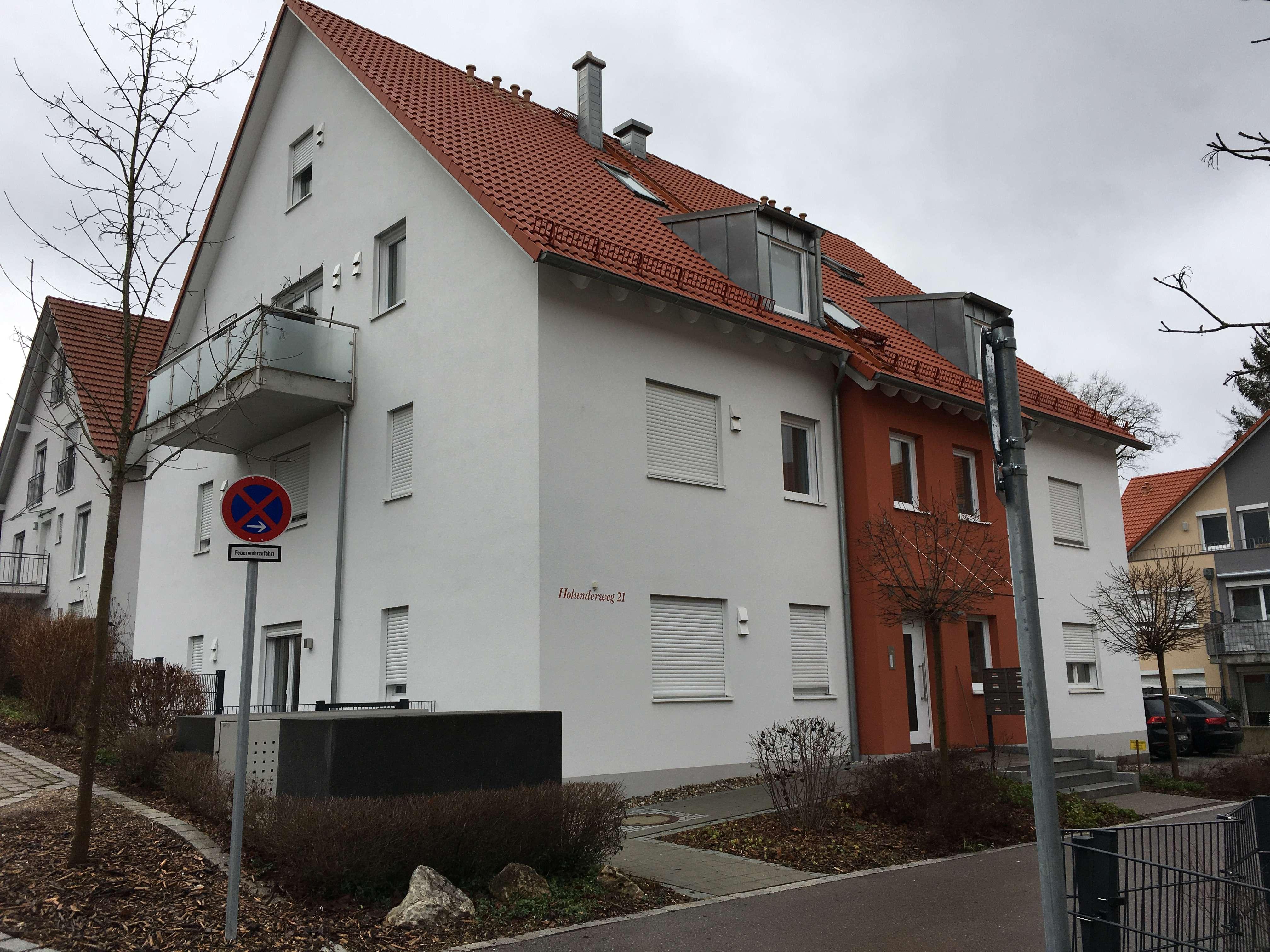 Exklusive, neuwertige 2-Zimmer-Wohnung mit Balkon in Pfaffenhofen in