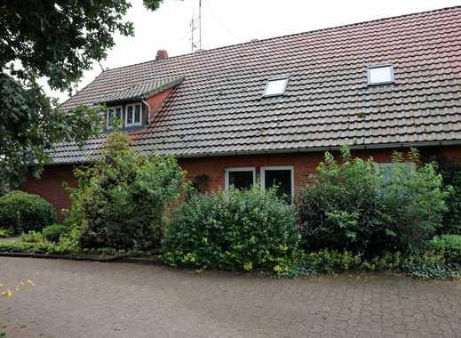 gemütlicher Resthof m. Weiden, nahe Waldgebiet  - 8,5 ha langfristg. zusätzl. pachtbar - Alleinlage