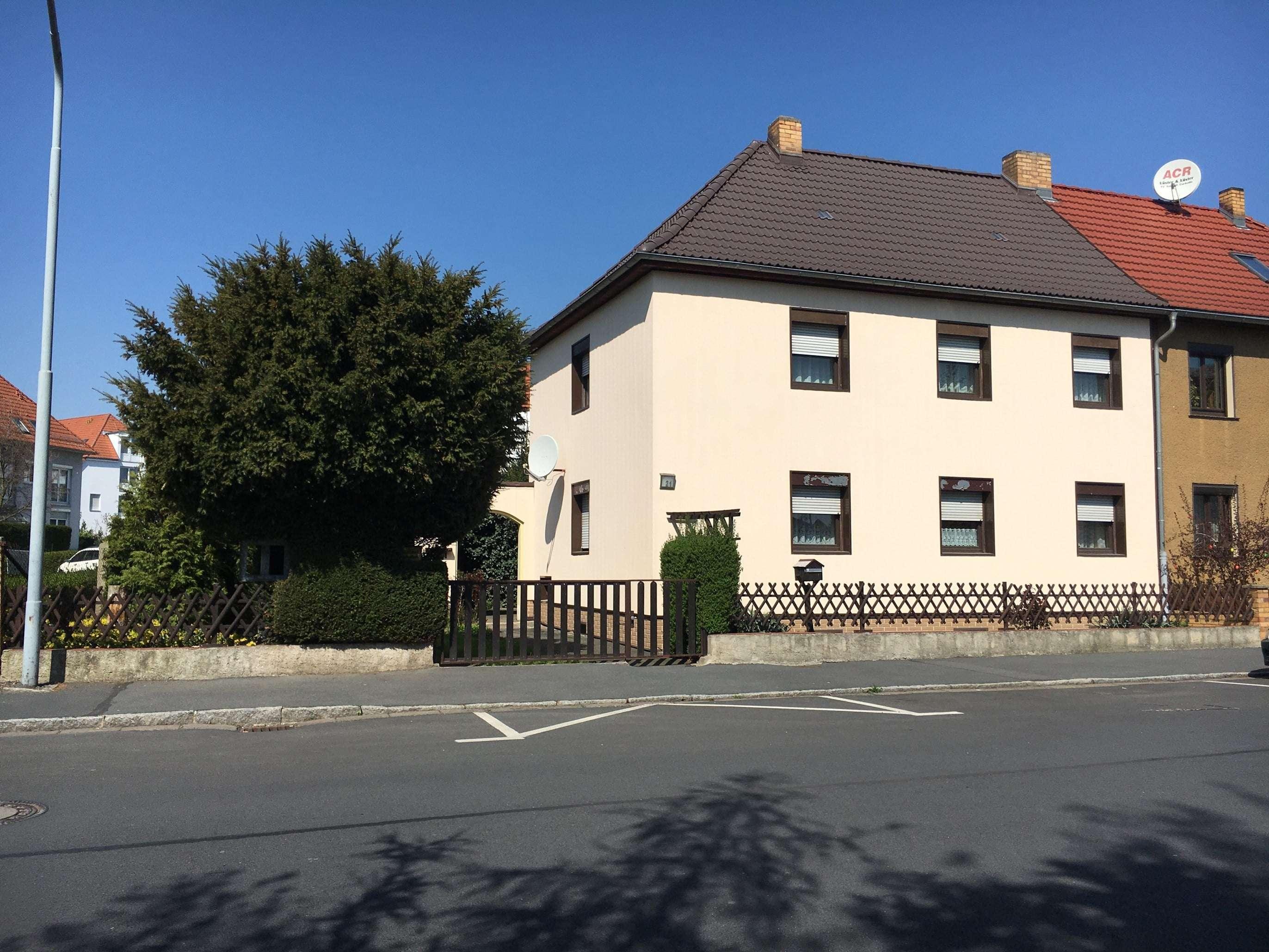 DHH mit viel Potential - ideal für eine junge Familie - Haus zum Kauf in Großenhain