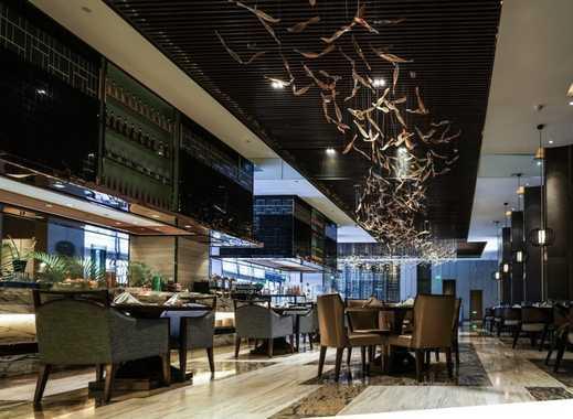 Modernes, edles Restaurant in bester City-Lage